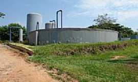 Novo Horizonte do Oeste - Unidade de tratamento de água-Foto:georolim