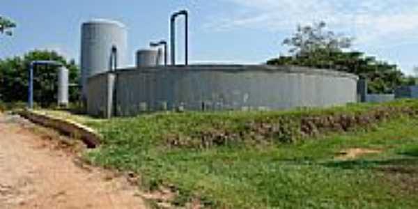 Unidade de tratamento de água-Foto:georolim