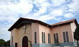 Ouro Preto do Oeste - Igreja Matriz de N.S. Aparecida foto Vicente A. Queiroz