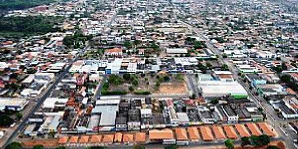 Ouro Preto do Oeste - RO - Foto Prefeitura Municipal
