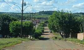 Parecis - Parecis-RO-Avenida principal-Foto:Ademir de Matos
