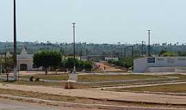 Parecis - Parecis-RO-Praça da rotatória-Foto:georolim