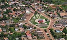 Parecis - Parecis-RO-Vista aérea do centro-Foto:Tribuna Top