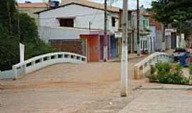 Jacaraci - Jacaraci-BA-Ponte do Córrego Jacaraci-Foto:Anderson de Oliveira