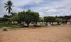 Jacaraci - Jacaraci-BA-Praça central-Foto:Anderson de Oliveira