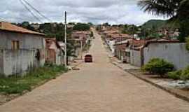 Jacaraci - Jacaraci-BA-Rua Ananias J.de Souza-Foto:Anderson de Oliveira
