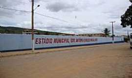 Jacaraci - Jacaraci-BA-Estádio Municipal Gov.Antônio Carlos Magalhães-Foto:Anderson de Oliveira