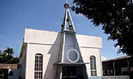 Pimenta Bueno - Igreja Matriz de N.S. de Fátima foto Vicente A. Queiroz