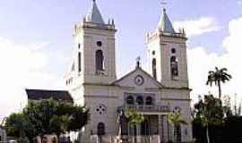 Porto Velho - Catedral do Sagrado Coração de Jesus em Porto Velho-RO-Foto:Vicente A. Queiroz
