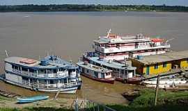Porto Velho - Porto Velho-RO-Barcos no Rio Madeira-Foto:RNLatvian
