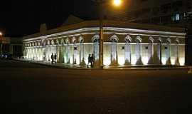 Porto Velho - Porto Velho-RO-Vista noturna do Mercado Cultural-Foto:Francisco Edson Mendonça
