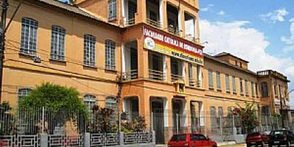 Porto Velho-RO-Faculdade Cat�lica de Rond�nia-Foto:Francisco Edson Mendon�a