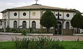 Presidente Médici - Foto Jr. Dalsanto - Igreja Matriz
