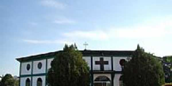 Igreja Matriz de São  João Batista foto  Vicente A. Queiroz