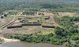Príncipe da Beira - Forte Rondonia por Silvio Santos