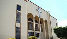Rolim de Moura - Igreja Matriz N.S.da  Aparecida foto Vicente A. Queiroz
