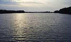 Rolim de Moura - rio guapore em porto rolim, Por iraci