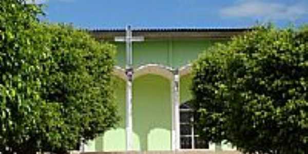 Igreja Matriz de Santa Luzia foto Vicente A. Queiroz