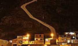 Jacobina - Alto do cruzeiro em Jacobina-Ba - por Eli�nio