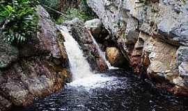 Jacobina - Jacobina-BA-Cachoeira do Brito-Foto:Jarryer JP