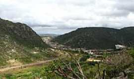 Jacobina - Vista panor�mica Monte Jaragu�-Foto:Fabio Carvalho