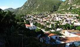 Jacobina - Vista parcial de Jacobina-Foto:Fabio Carvalho
