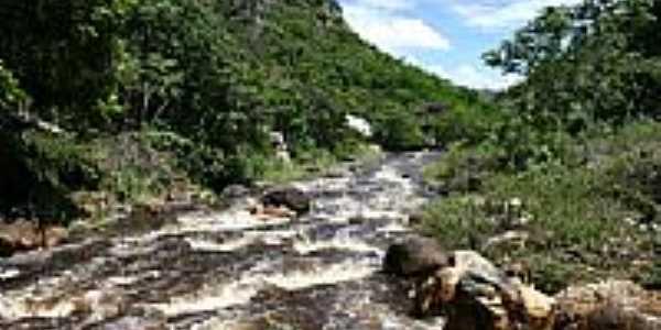 Rio Itapicuru - Jacobina - BA por DavidLago