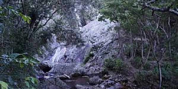 Jacobina-BA-Cachoeira do Piancó-Foto:Jarryer JP