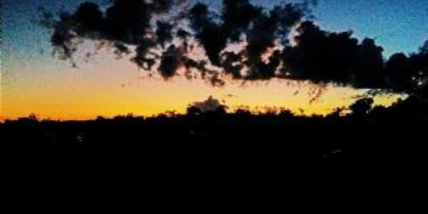 Pôr do Sol, Por Edimara Corrêa