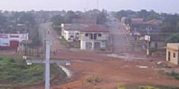 Vista da cidade-Foto:PAULO ANTONIO 80