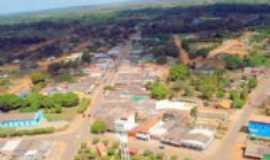 Urupá - Centro: a direita: Rua Mário Ney Nunes, A esquerda: Av. Cabo Barbosa, Por Heliomar Lucas