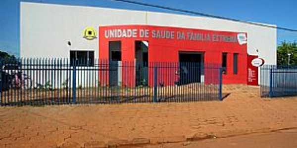 Imagens da localidade de Vila Extrema - RO