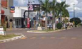 Vilhena - Vilhena-RO-Avenida Major Amarante-Foto: Forista BR 364