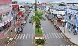 Vilhena - Vilhena-RO-Avenida principal-Foto:Vicente Moreira