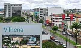 Vilhena - Vilhena-RO-Entrada da cidade-Foto:rondonia-city