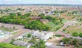 Vilhena - Vilhena-RO-Vista parcial da cidade-Foto:mochileiro.tur.br