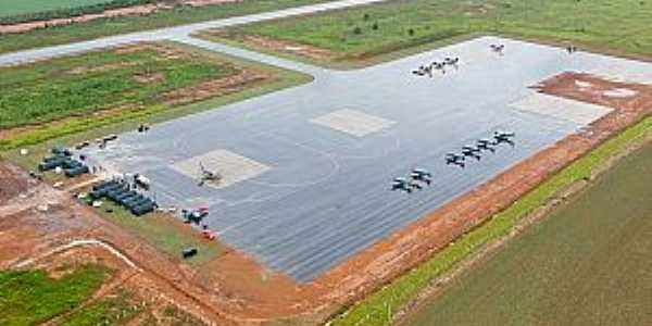 Vilhena-RO-Base aérea-Foto:Marcelo Rossi