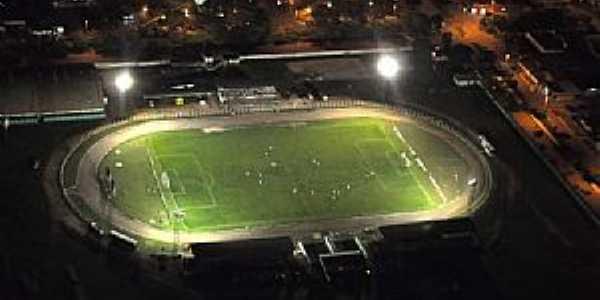 Vilhena-RO-Estádio de Futebol-Foto:Marcelo Rossi