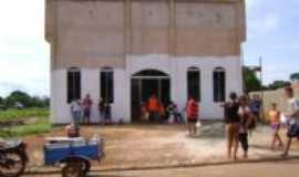 Vista Alegre do Abun� - igreja metodista wesleyana, Por Marcos vinicius ferreira