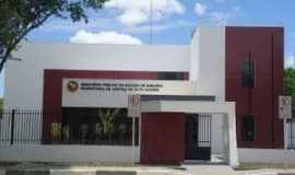 Alto Alegre - Comarca do Ministério Público em Alto Alegre, Por Gleidson Diego da Silva Moreira