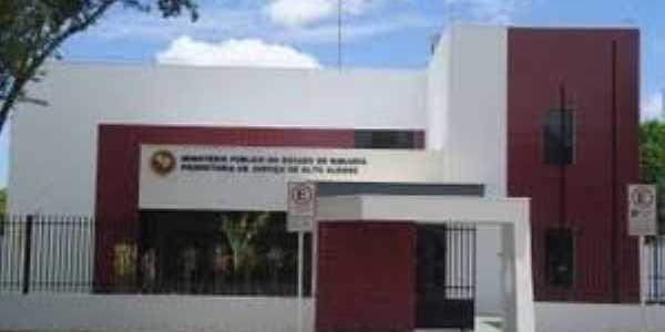 Comarca do Ministério Público em Alto Alegre, Por Gleidson Diego da Silva Moreira