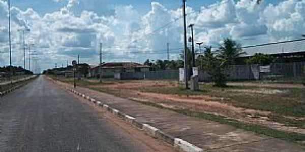 Amajarí-RR-Bem vindo à cidade-Foto:diogoman