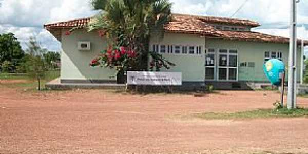 Amajarí-RR-Prefeitura Municipal-Foto:diogoman