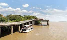 Boa Vista - Boa Vista-RR-Pier no Rio Branco-Foto:RNLatvian