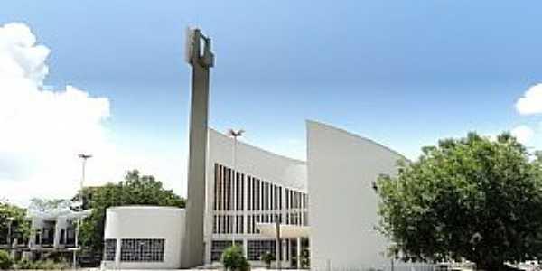 Boa Vista-RR-Catedral Cristo Redentor-Foto:RNLatvian