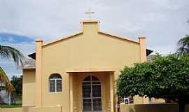 Bonfim - Bonfim-RR-Igreja de São Sebastião-Foto:Vicente A. Queiroz