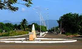 Bonfim - Bonfim-RR-Trevo de acesso-Foto:TaylorNunes