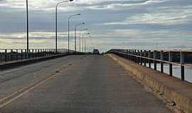 Cantá - Cantá-RR-Ponte sobre o Rio Branco-Foto:Roberto Carlos Caleffi