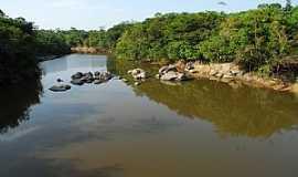 Cantá - Cantá-RR-Rio Cachorro-Foto:Roberto Carlos Caleffi