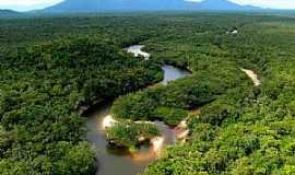Caracaraí - Caracaraí-RR-Rio Água Boa do Univini-Foto:TaylorNunes